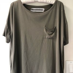 Urban Army Green Tee